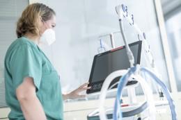 Technikaffinität ist in der Intensivpflege gefragt