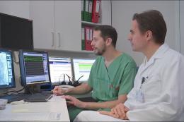 Herzklappenring-Implantation ohne offenen Brustkorb