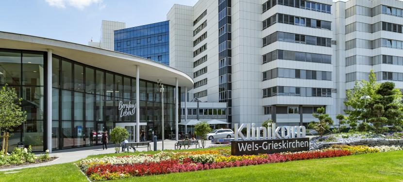 Klinikum Wels-Grieskirchen, Standort Wels