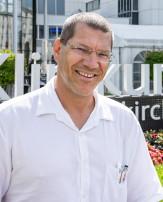 """OA Dr. Markus Simmer, Initiator """"Schüler retten Leben"""""""