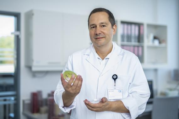 Prim. Priv.‐Doz. Dr. Rainer Gattringer