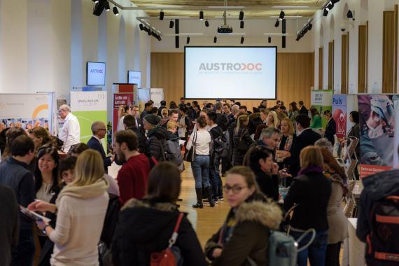 Messe Austrodoc