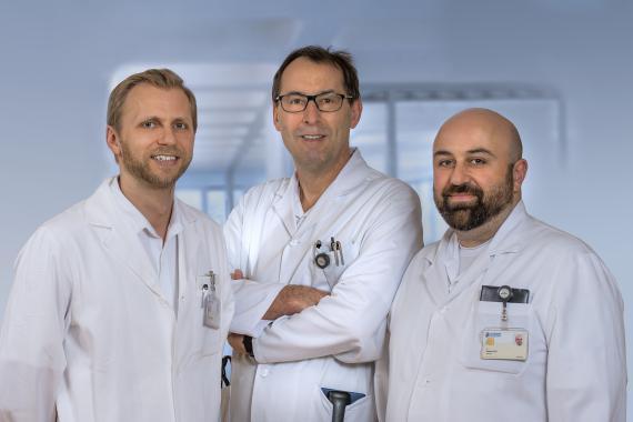 Expertenteam für bariatrische Eingriffe