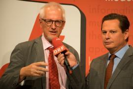 Priv.-Doz. Dr. Thomas Weber im ORF Talk