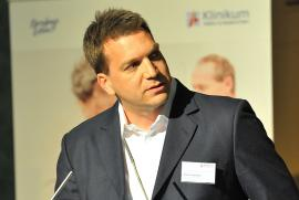 Priv. Doz. Stefan Hofstätter informierte über Fußbeschwerden