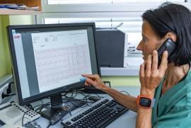 EKG Kardiologie