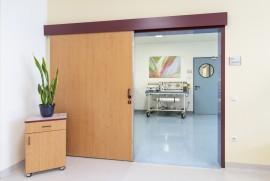Geburtshilfe Wels: OP-Zugang Notfall – Als Schwerpunktkrankenhaus sind wir für Notfälle rund um die Geburt gerüstet