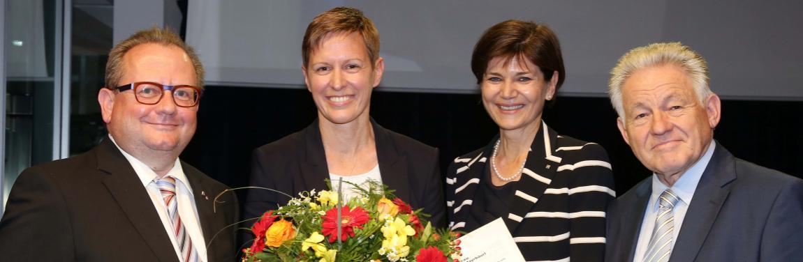Forschungspreis für Mayrbäurl