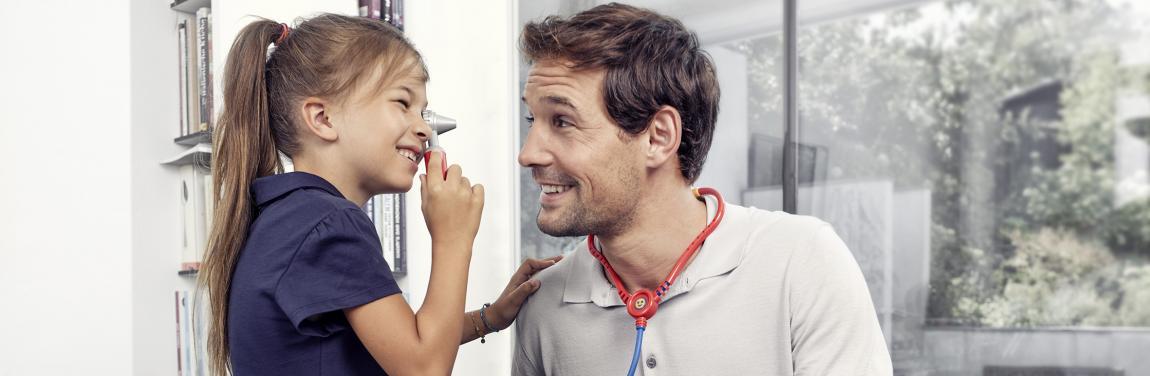 Imagesujet Vater und Kind