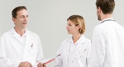 Besprechung Ärzte