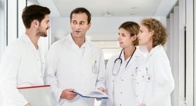 Gruppe Ärzte