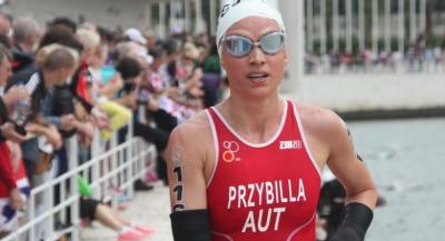 Anna Przybilla – Schwimmen