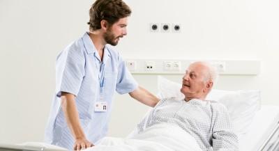 Pfleger Patient