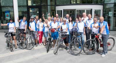 Klinikum ist fahrradfreundlicher Betrieb