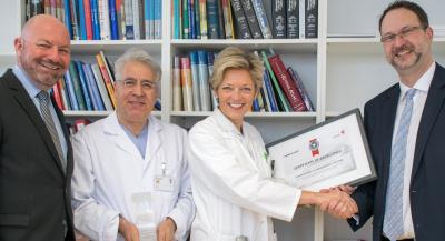 Award Augenabteilung