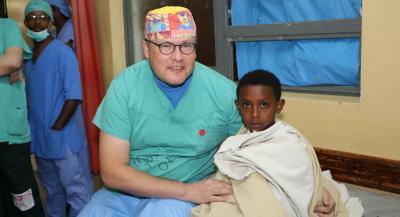Einsatz in Äthiopien