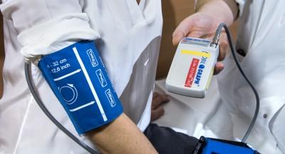 Blutdruck selbst messen