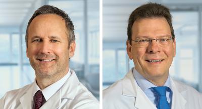 Prof. Dr. Andreas F. Zierer und Prof. Dr. Hans Joachim Geißler
