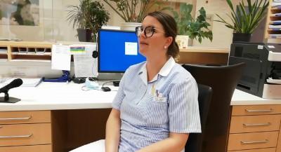 Wir im Klinikum – Tanja Haslinger