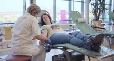 Spende Blut, rette Leben! Teil I