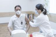 Erfolgreicher Impfstart am Klinikum
