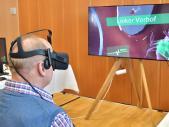 Virtuelle Reise durch das Herz