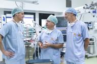 Team Hornhauttransplant