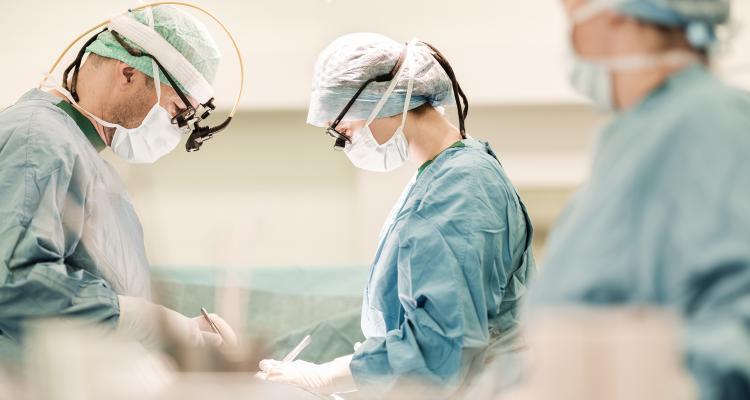 Herz-, Gefäß- und Thoraxchirurgie