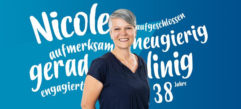 Nicole #wirsindpflege